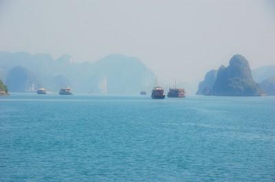 Бухта Ха Лонг - Вьетнам