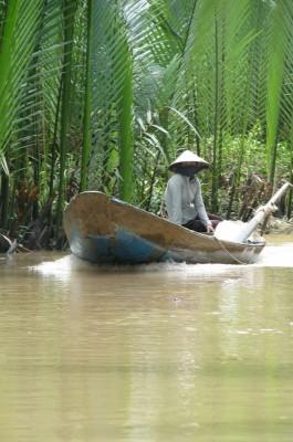 Дельта Меконга - Ми Тхо.Вьетнам