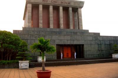 Мавзолей Хо Ши Мина. Ханой - Вьетнам