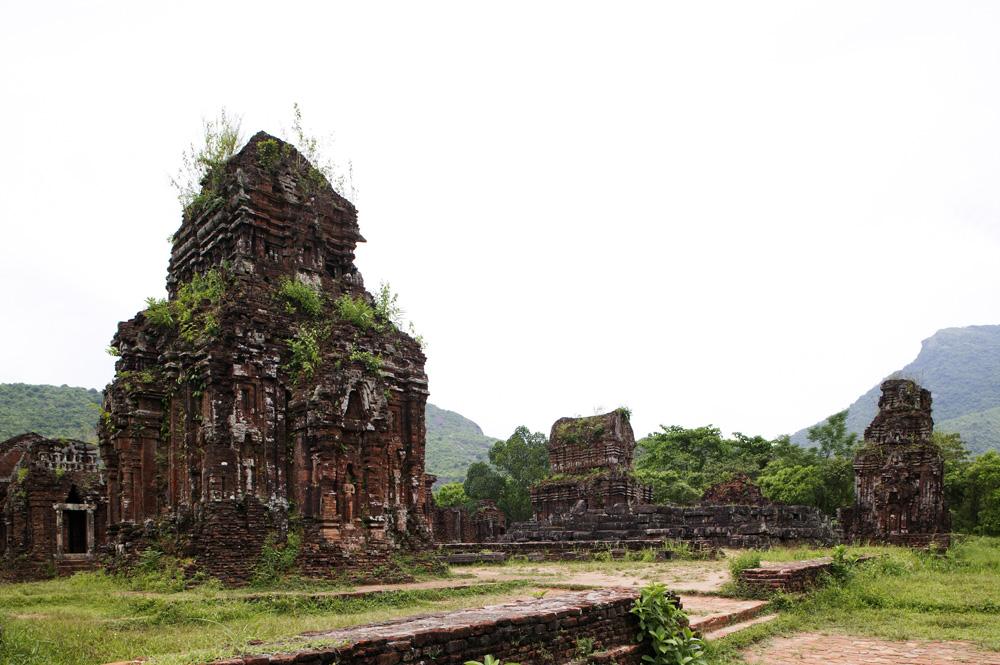 Святилище Мишон - Вьетнам