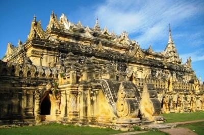 Maxa Aungmye Bonzan, Myanmar