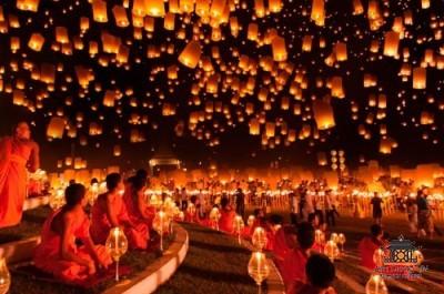 Новогодняя Камбоджа