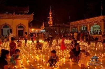 Новогодняя Мьянма