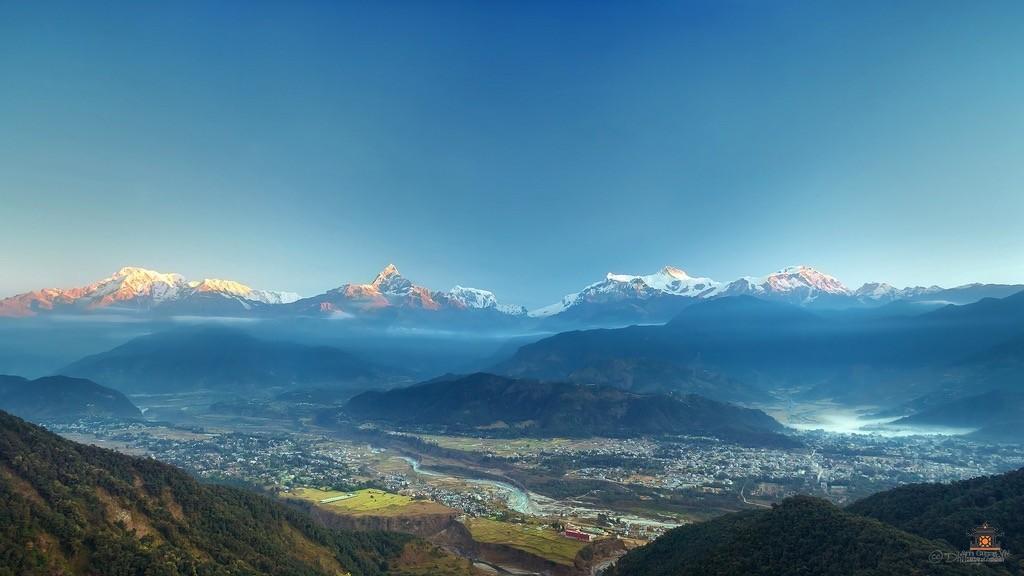 Sarangkot-Pokhara-Nepal